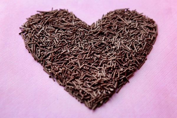 Do It Yourself Chocolate Sprinkles (this blogger is making is sound like it is worth the effort...interesting)