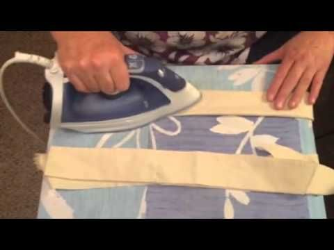 Cooling Scarf Instructional Video - YouTube