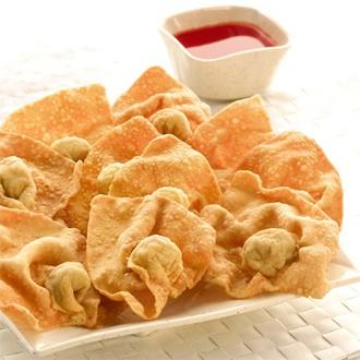 Bakmi GM's Fried Wonton (Pangsit Goreng)
