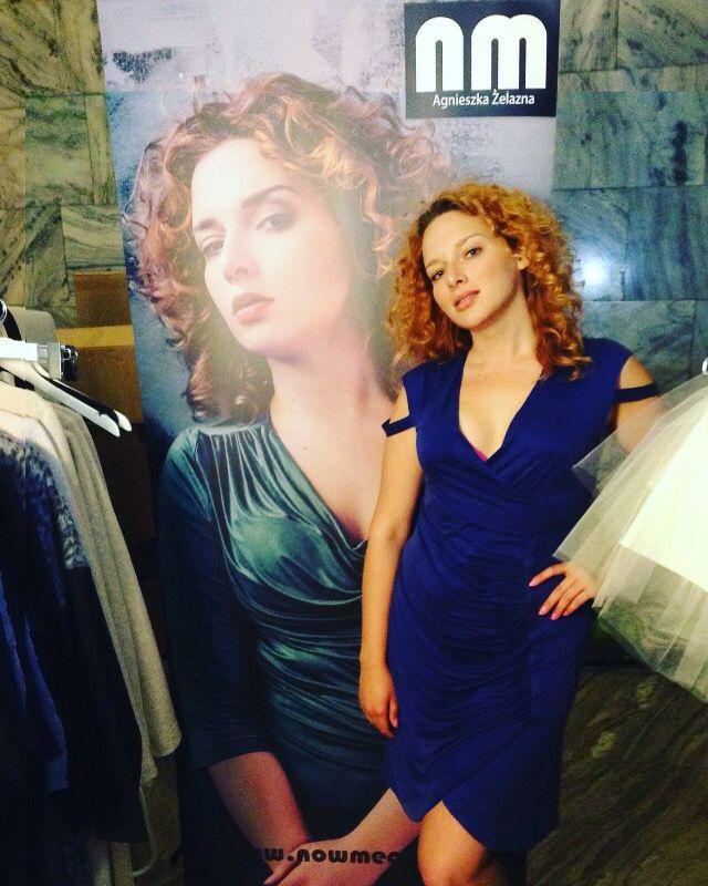 Olga Barej supermodel sizeplus SS 16 NowMe