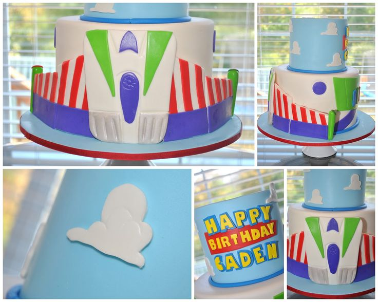 Hope's Sweet Cakes, Buzz Lightyear Cake
