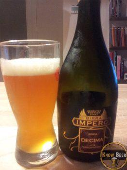 Birra dedicata all'impero romano, prodotta nel birrificio di Perugia chiamata Birra Impero, il nome della birra è Decimo Impero