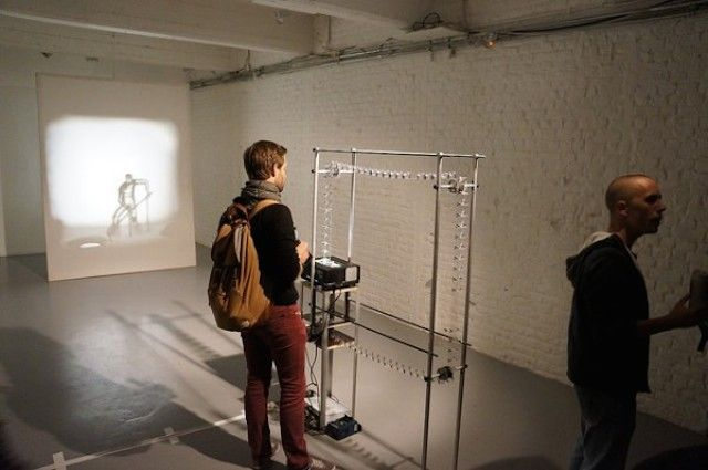 Film Projection Without Any Film-7