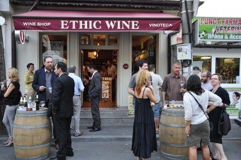 Must, vin si trafic ingreunat la relansarea Ethic Wine