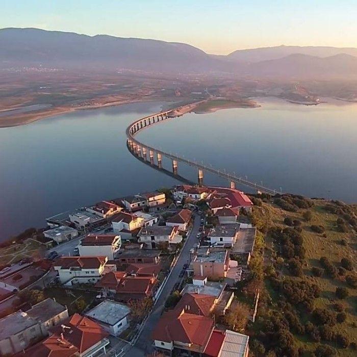 Το νεώτερο χωριό της Ελλάδας δημιουργήθηκε πριν από 43 χρόνια και έχει θέα ανεπανάληπτη-Η νεράιδα Κοζάνης.μακε