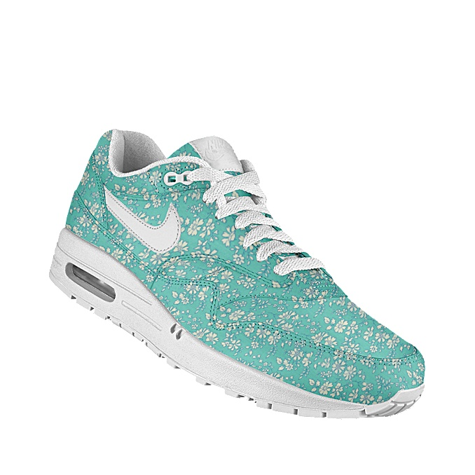 nike air max pas cher pour - NIKEiD. Custom Nike Air Max 1 Premium Liberty iD Shoe | Stuff I ...