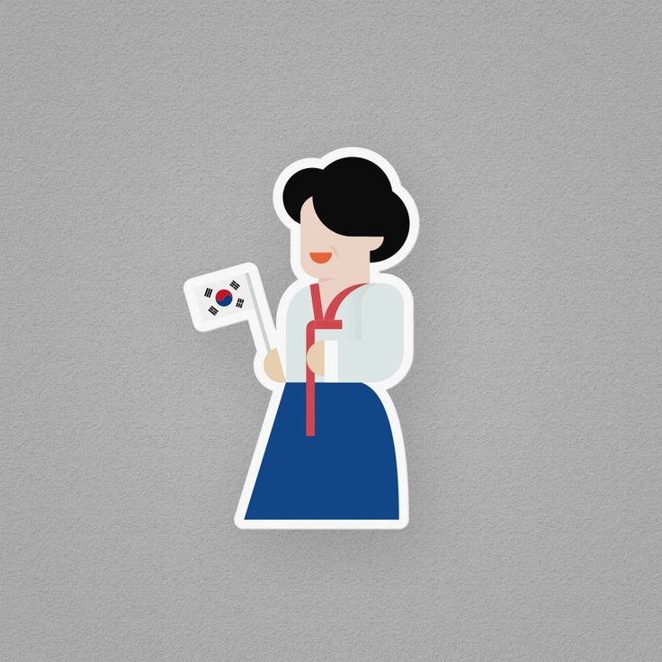 70 Anniversary of Korean independence day on Behance