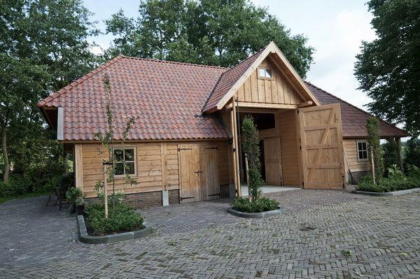 Henk Bennink Exclusieve Houtbouw Nijverdal: Boerenschuur