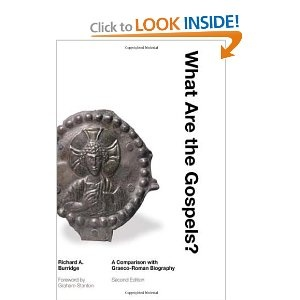 One of the best books on the genre of the Gospels. #GospelStudies: Book