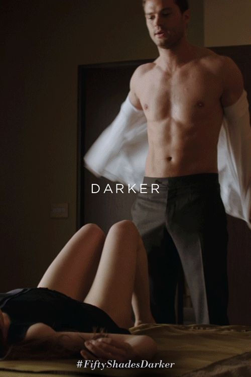 """I can't wait to get you home."" – Jamie Dornan as Christian Grey 