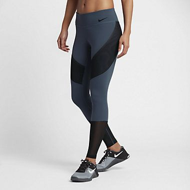Nike Power Legendary Women's Mid-Rise Training Tights