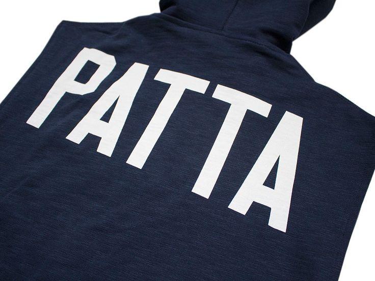 Patta Slub Label Zip Bodywarmer - COLLECTIONS