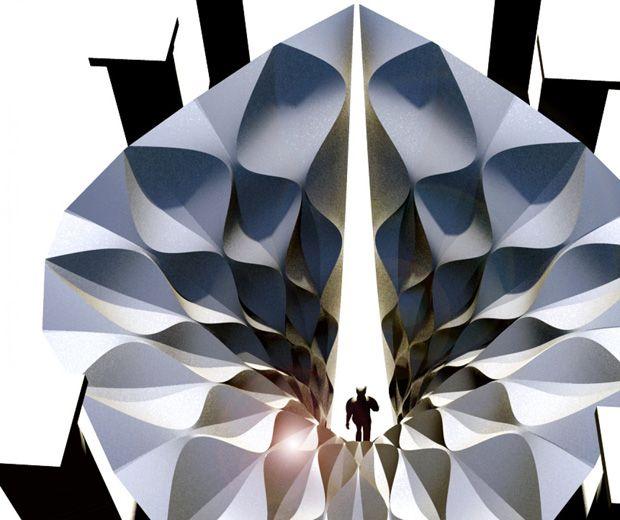Zaha Hadid Architect's Venice Biennale installation