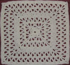 Double-Framed Lace ~ free pattern link