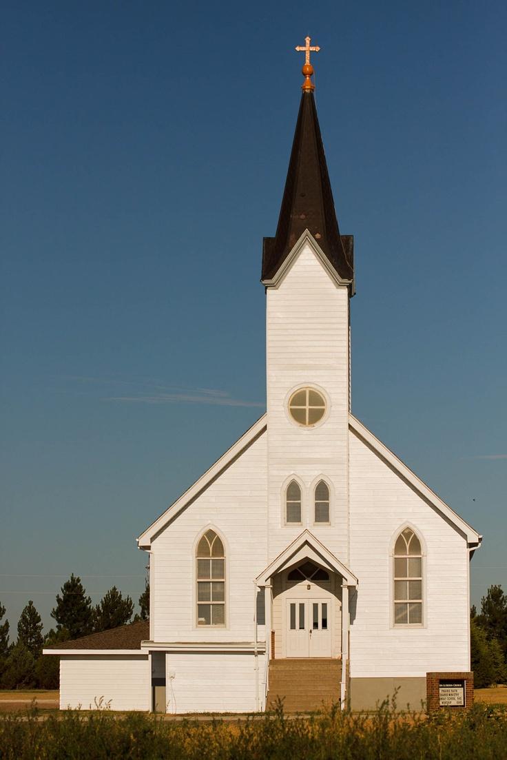 Kansas stanton county manter - Little Church In Western Ks