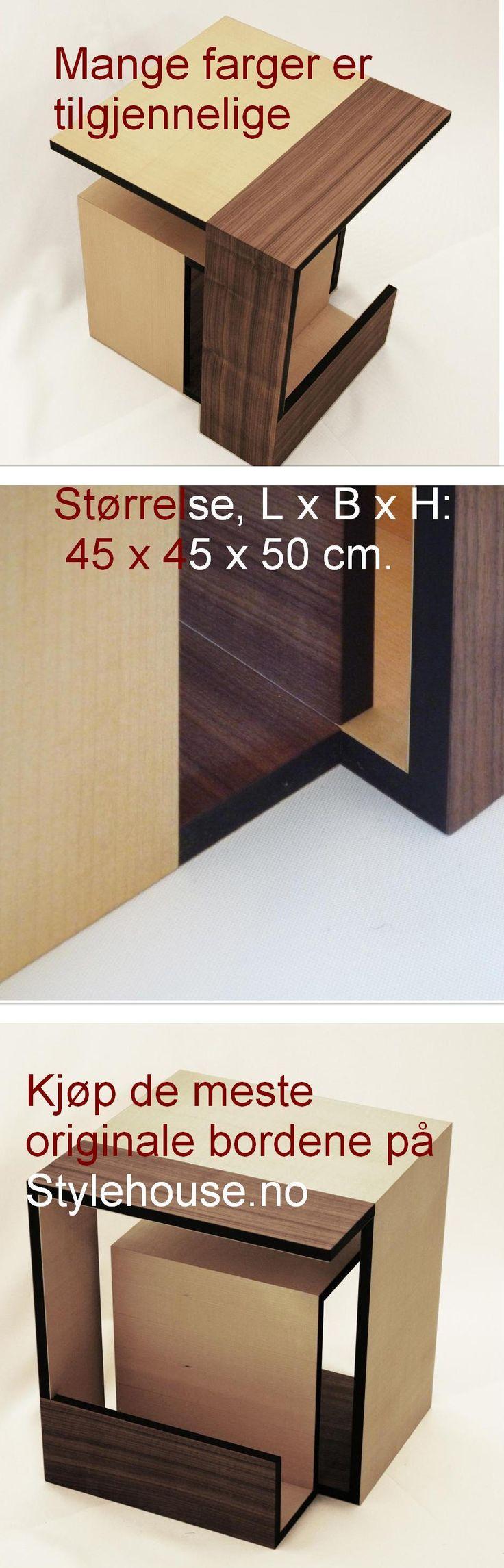 #originaltbord #originalebord #minimalistisk #stylehouse.no