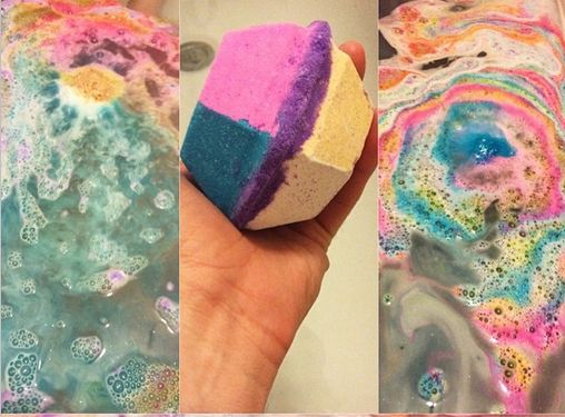 lush s new bath bomb the experimenter lushhhh in 2018 pinterest
