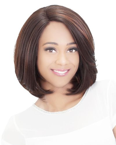 Vega Lace Front Synthetic Wig by Vivica Fox
