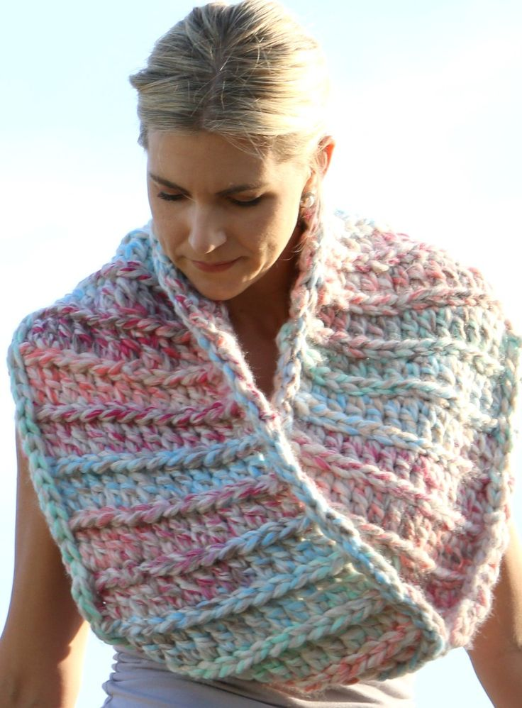 crochet tutorial scarf