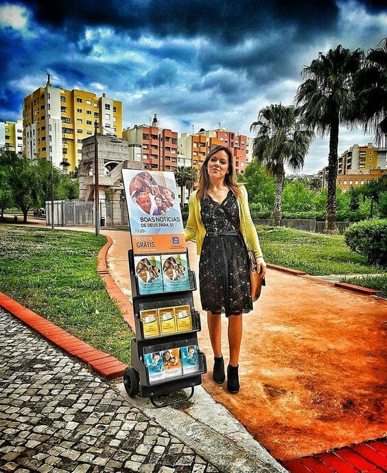 Public Witnessing in Portugal