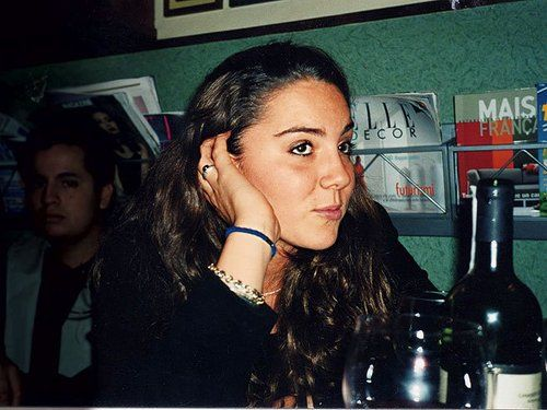 Kate spent part of her gap year in Florence before going to Chile.  In 2000, Kate enrolled for a History of Arts course in the British Institute of Florence in Palazzo dello Strozzino.