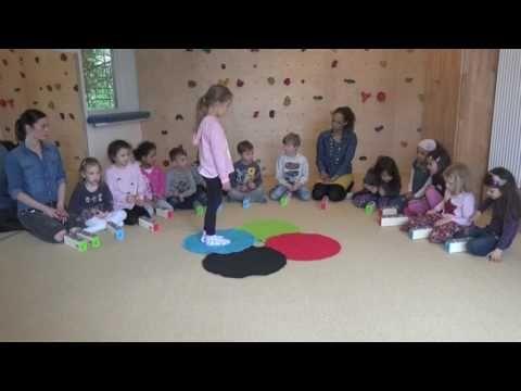 Musikalischer Morgenkreis - bunte töne Musikkindergarten - YouTube