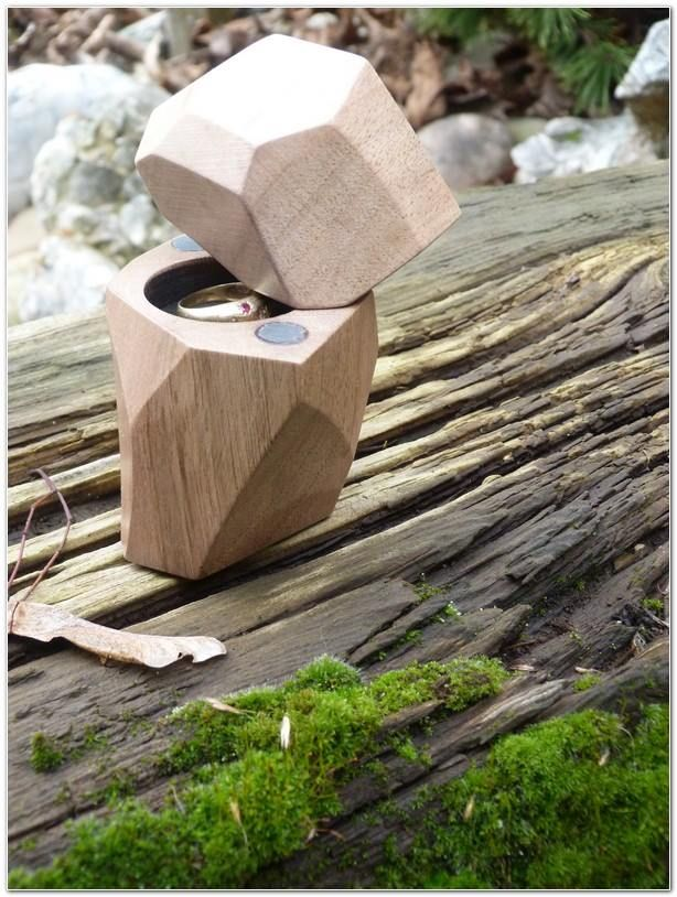Krabička na prsteny