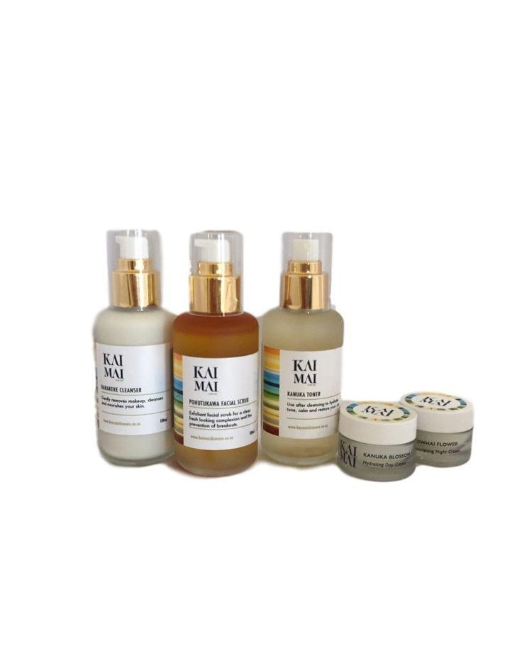 Organic Spa Facial Cleansing kit