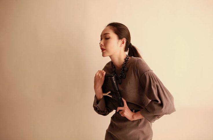 Korea feminine clothing Store [SOIR] Volume One Piece/ Size : free / Price : 79.84 USD #soir #feminine  #lovely #honeymoonlook #dress #OnePiece #luxury #Partylook