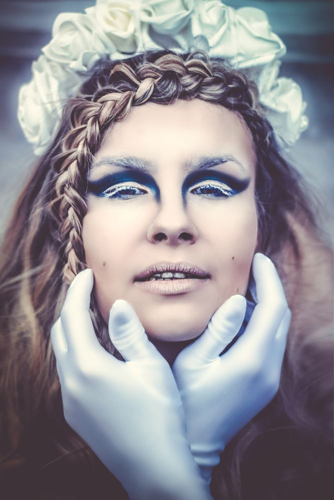 Dead bride by Andy Fialova