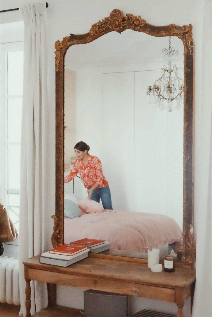 Morgane Sezalory Shows Us Around Her Super Stylish And Kid Friendly Parisian Home