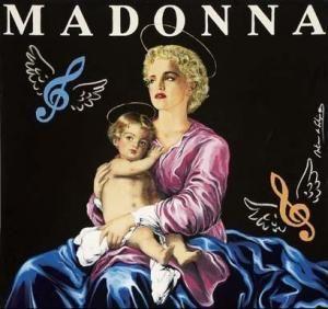 """Antonio De Felipe - """"la Madonna Es Madonna"""" 1990"""