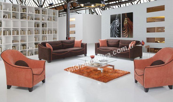 İnci modern uygun fiyatlı modern salon takımı #yildizmobilya #mobilya #modern #koltuk #corner #sofa #furniture #fashion #moda #trend #orange #dekorasyon http://www.yildizmobilya.com.tr/