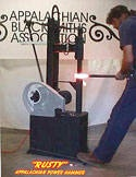 Blacksmithing School