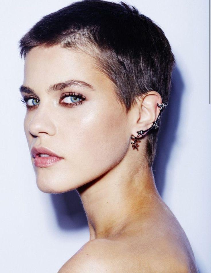 585 Best Super Short Hair Images On Pinterest Short