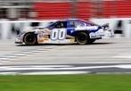 Las Vegas Speedway Nascar driving experience