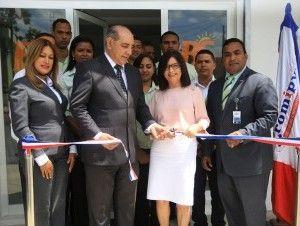 Inauguran sucursal de Banca Solidaria en Gaspar Hernández