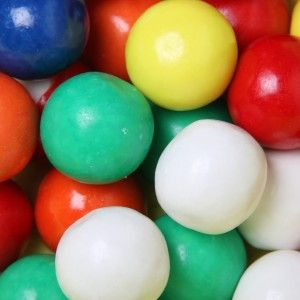 Bubble - Gum balls - These are the coolest sweets out there. So many flavors and so much fun. Blow bubbles to your heart in content!