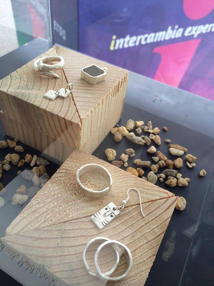 Proyectos de Alumnos ITESM Toluca creados durante Curso de Joyería con Plata Moldeable Art Clay
