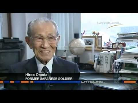 Hiroo Onoda , Japanese Army intelligence officer