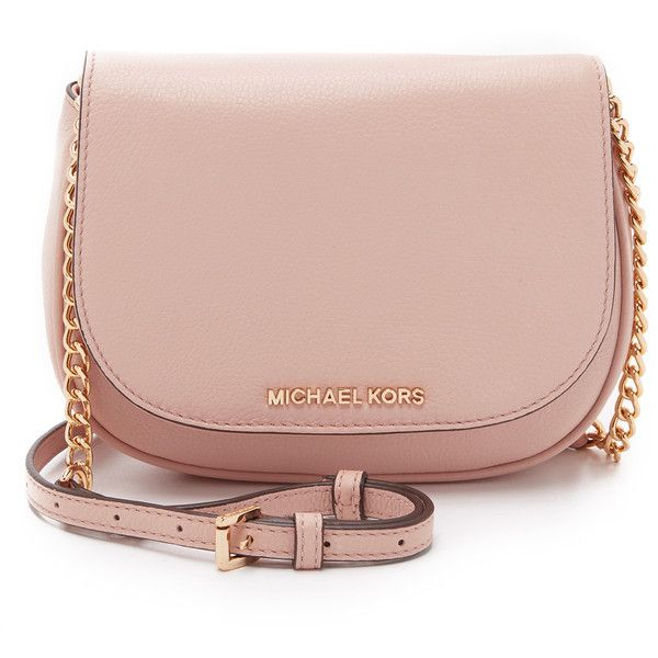 MICHAEL Michael Kors Bedford Small Cross Body Bag (220 CAD) ? liked on  Polyvore