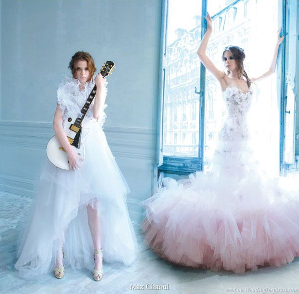 The 30 best Rock and Roll Brides images on Pinterest | Bride, Brides ...