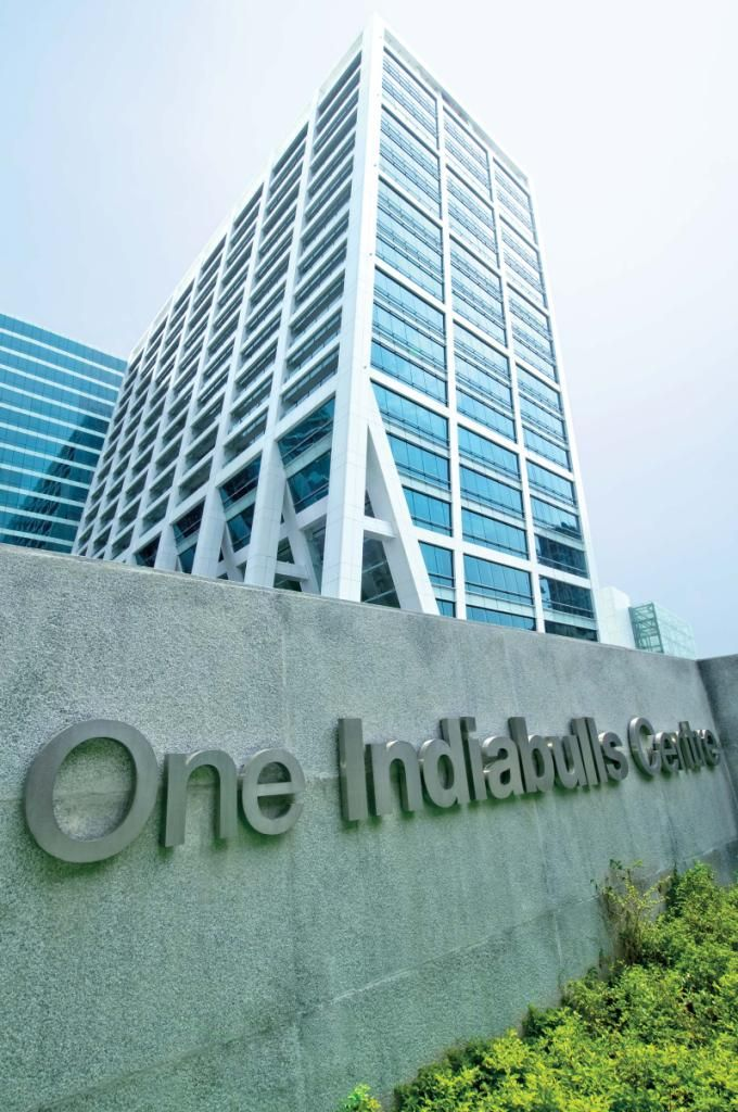 One Indiabulls Center Commercial Property By Indiabulls Real Estate Real Estate Houses Real Estate Commercial Property