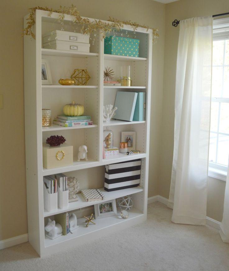 Beautiful bookshelf