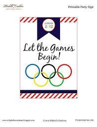 Bildergebnis für olympic games children party