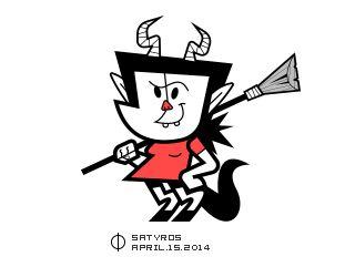 illust diary #01 by D.PEIN, via Behance #character, #satyros