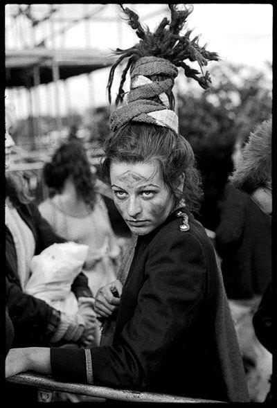 Ari Up of The Slits at Alexandra Palace, London 1980 Photograph: David Corio/Redferns/Getty Images