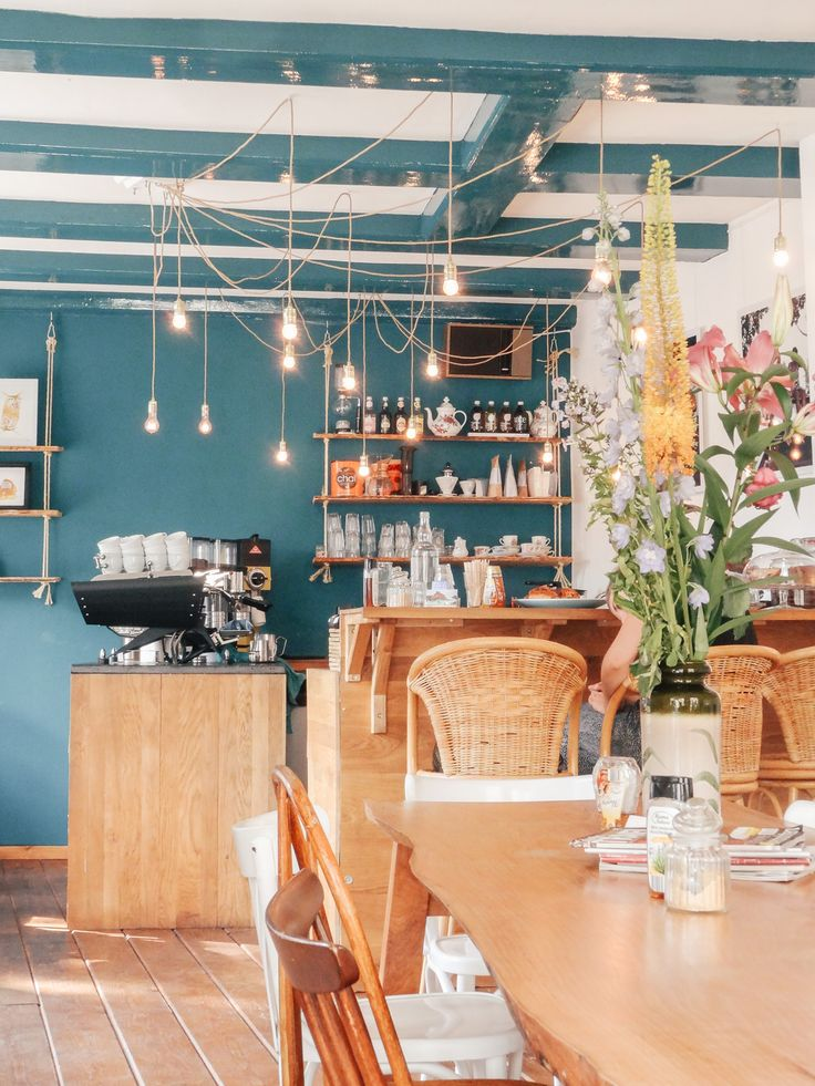 Week-end à Amsterdam - Bonnes adresses et city guide : BACK TO BLACK COFFEE
