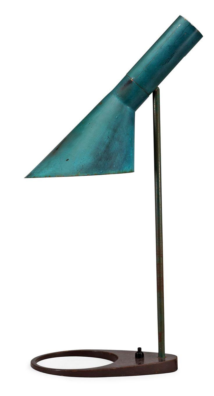 ARNE JACOBSEN Lamp, 1960.