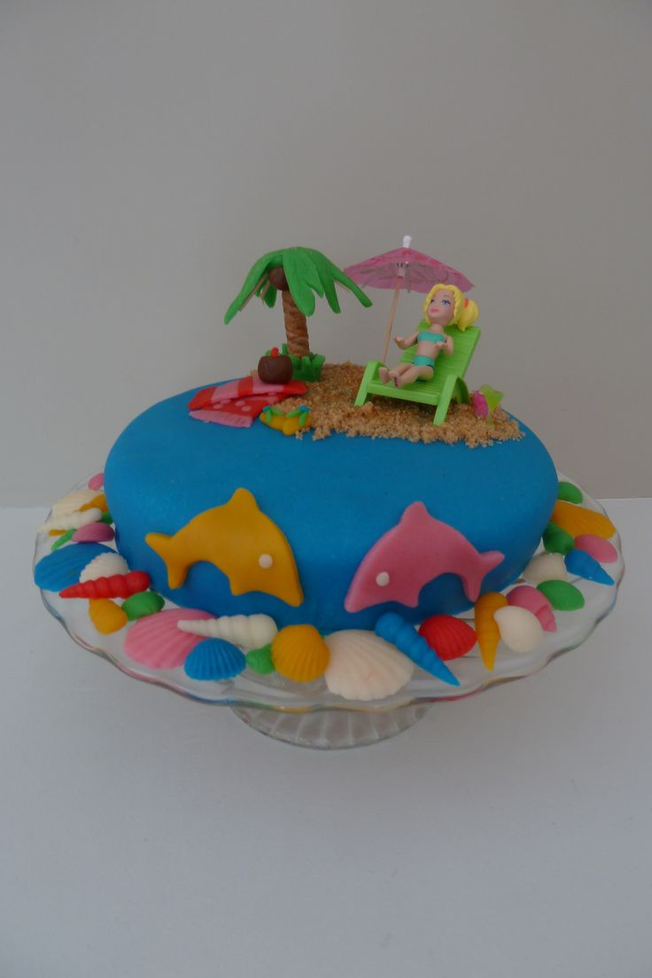 2012 LP - tropisch eiland taart